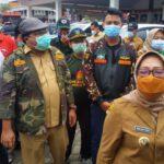 Ansor dan Lintas Agama kolaborasi Bantu Korban Banjir di Jombang