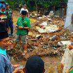 Curah Hujan Meningkat, Ansor Jombang Siagakan Posko Bencana 24 Jam