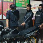 Modus COD, Pelaku Penggelapan Motor di Mojowarno Jombang Ditangkap