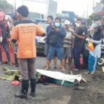 Hindari Lubang Jalan, Warga Malang Tewas Terlindas Truk di Mojokerto