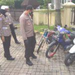 Polres Nganjuk sita 46 motor balap liar, pengambilan bawa surat dari desa