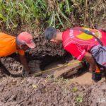 Temukan Bata Kuno, Penggalian Irigasi di Mojowarno Jombang Dihentikan