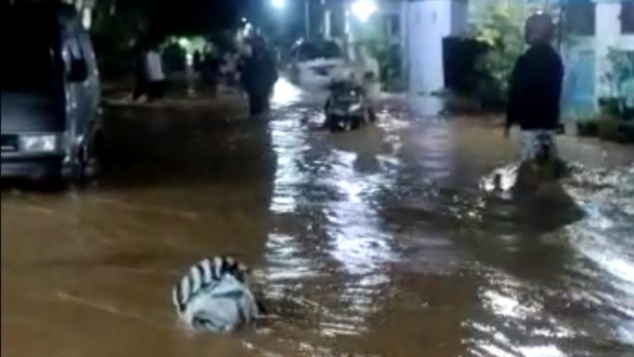 Longsor dan Banjir Terjang Tiga Kecamatan di Nganjuk