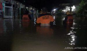 Langganan Banjir, 4 Desa di Jombang Kembali Terendam Air Dua Meter