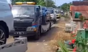 Viral, Satu Desa Borong Mobil Usai Terima Ganti Rugi kilang Minyak Tuban