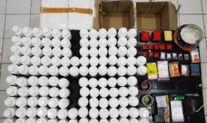 Bisnis Narkoba Senilai Rp1 Miliar, Sekeluarga di Jombang Ditangkap Polisi