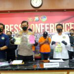 Bongkar Peredaran Narkoba di Jatim, Polisi Sita Sabu 6 Kilogram