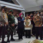 Forkopimda Jatim Cek Penerapan PPKM Mikro Dua Desa di Jombang