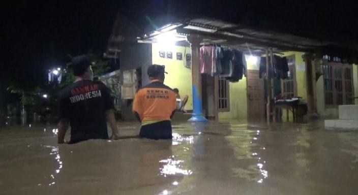 Januari-Februari, Kampung Langganan Banjir di Jombang 11 kali Terendam