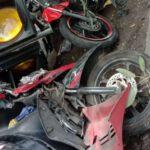 Kecelakaan Beruntun di Kediri, Mobil Strada Triton Tabrak 3 Motor, 2 Tewas