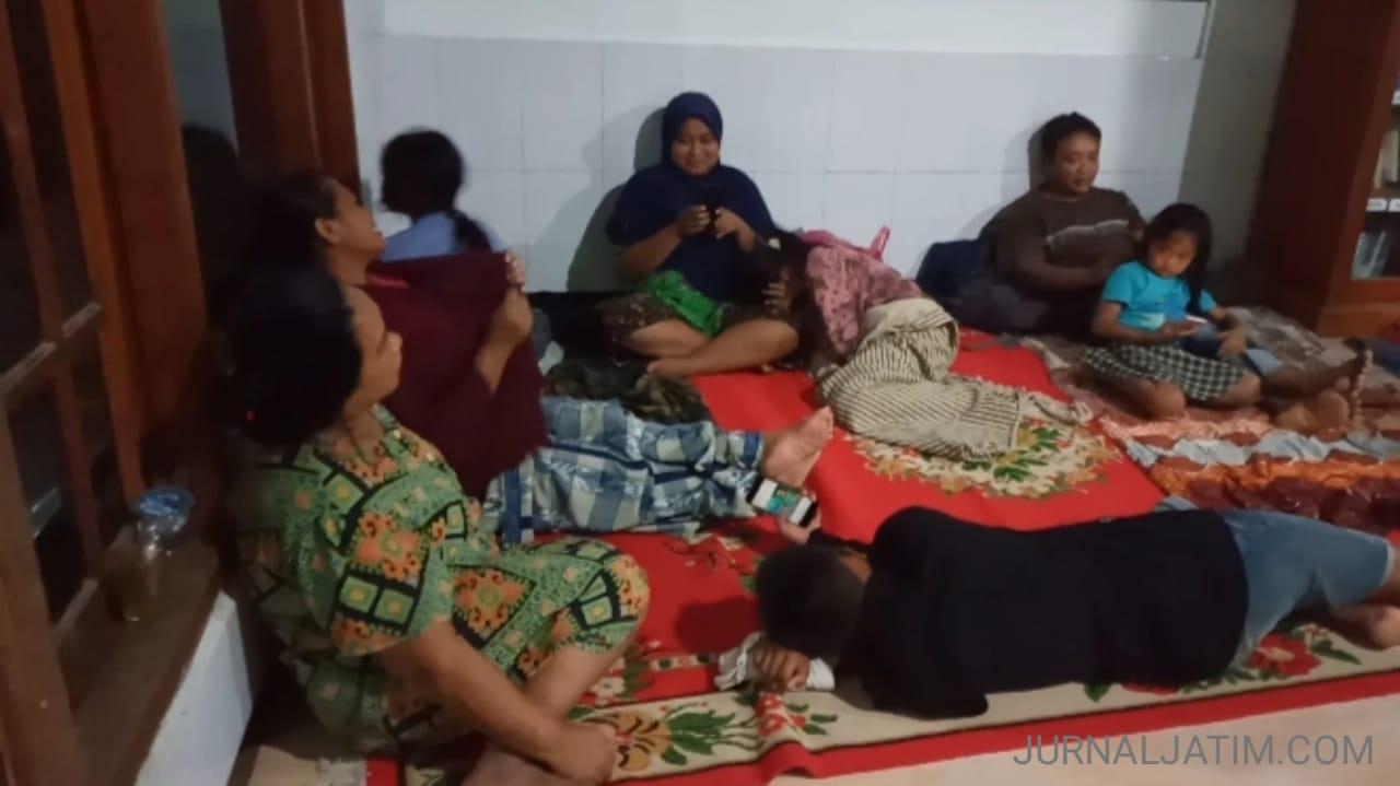 Banjir Jombang, ratusan hektar tanaman padi terendam, warga mengungsi