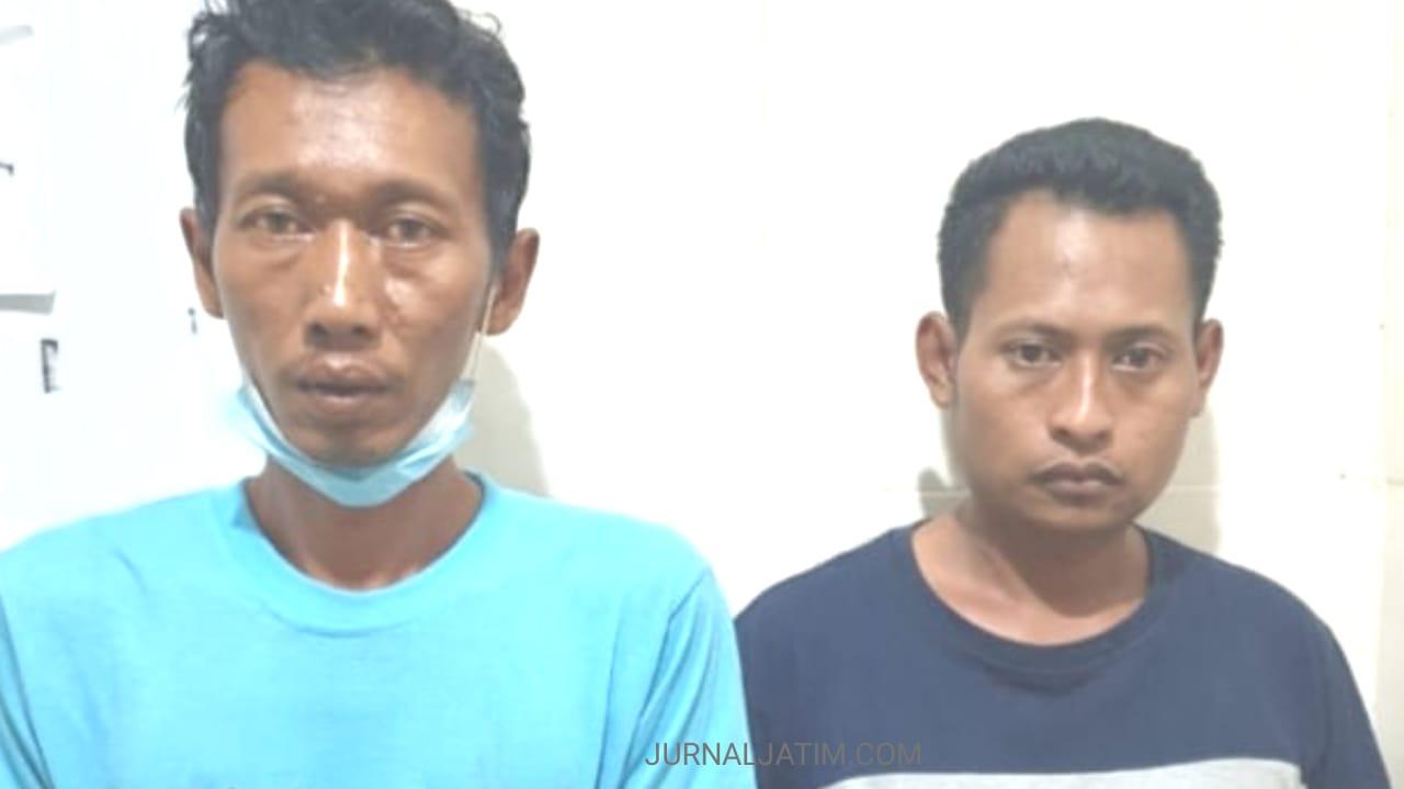 Keluar Penjara Malah Jual Sabu, Pria Mojokerto Dibekuk Polisi Jombang