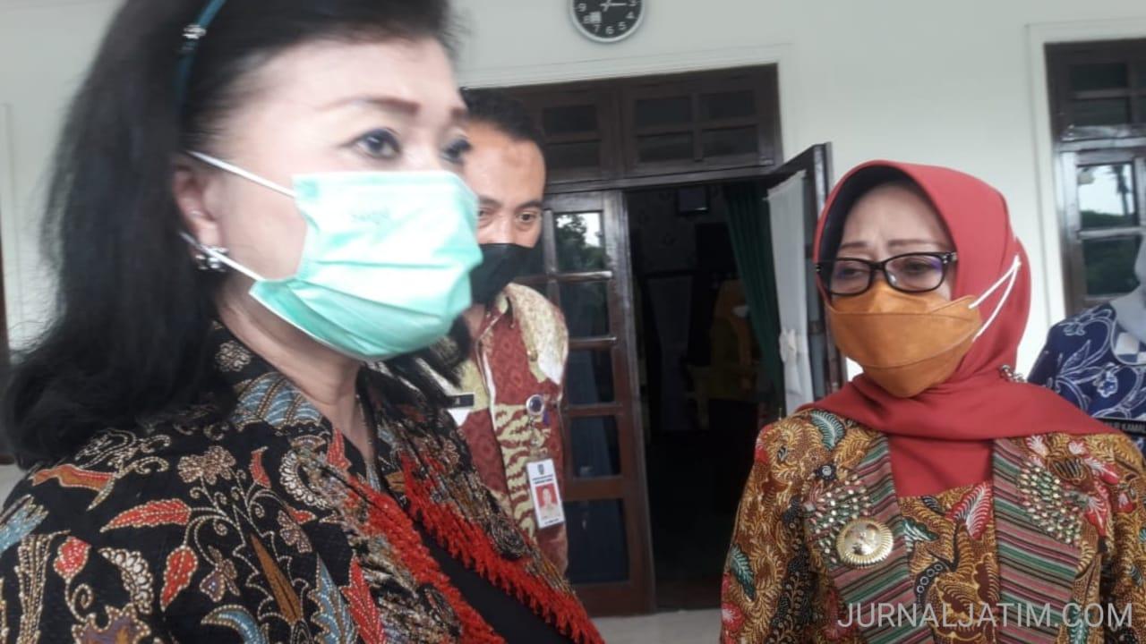 Deputi Kemenko PMK Pantau Penanganan Korban Cabul Pimpinan Ponpes di Jombang