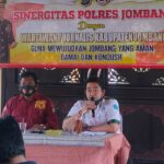 Silaturahmi Polres Jombang dan wartawan tingkatkan sinergitas kemitraan