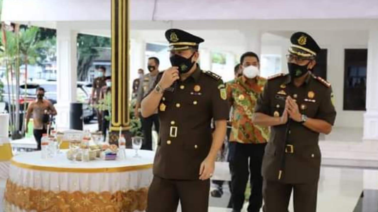 Imran Resmi Jabat Kepala Kejaksaan Negeri Jombang
