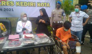 Pembunuh Wanita di Hotel Lotus Kediri Karena Tak Bisa Bayar Tarif Kencan