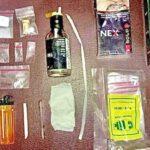 Ternyata, Pengamen Nganjuk Nyambi Edarkan Narkoba Sabu-sabu