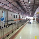 KAI Daop 7 Kembalikan Kereta Api Kebanggaan Masyarakat Jombang