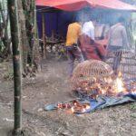 Pejudi Kabur, Polisi Musnahkan Peralatan Sabung Ayam di Ploso Jombang