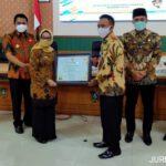 Bupati Jombang Berharap Penghargaan kinerja terbaik 5 OPD jadi motivasi