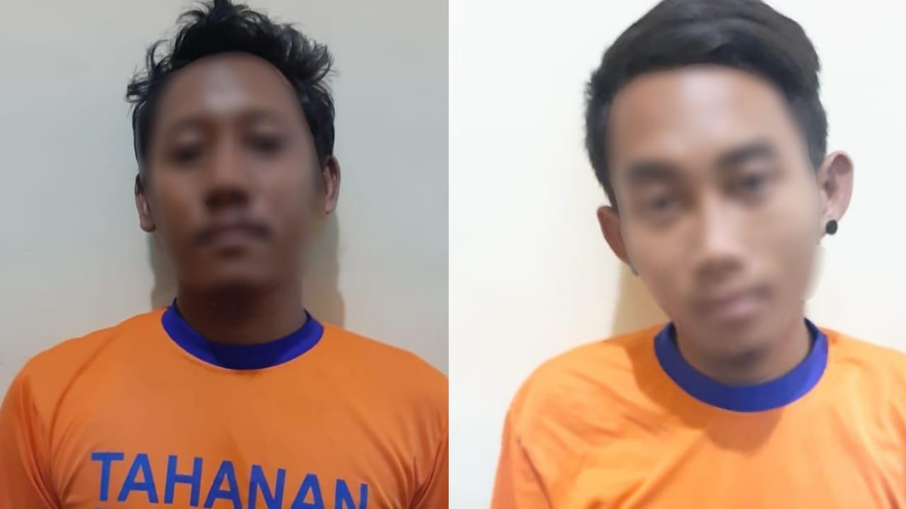 Polisi Tangkap Dua Orang Pengedar Obat Terlarang di Kras Kediri