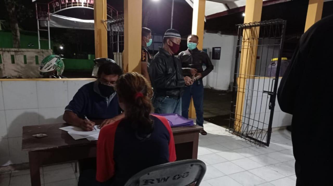 Satpol PP Kota Kediri Amankan 20 Anak Jalanan Meresahkan Warga
