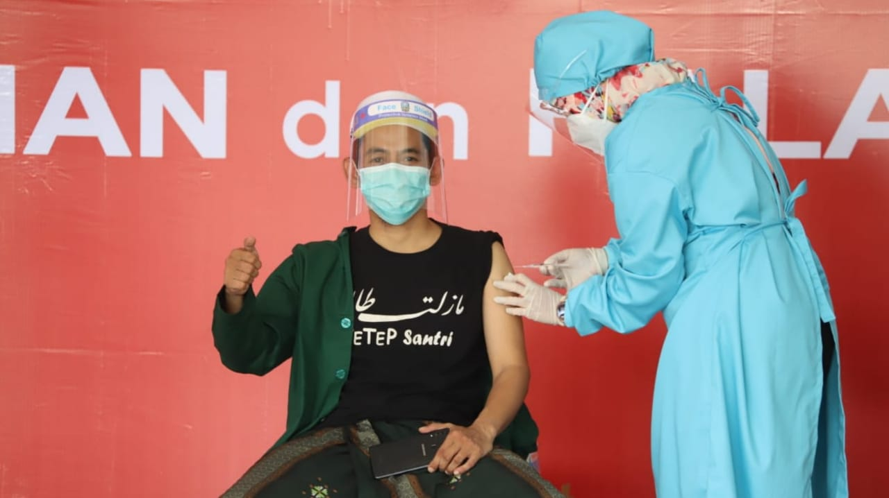 Gus Latif Bahrul Ulum: Vaksin AstraZeneca Tidak Mengandung Zat Najis