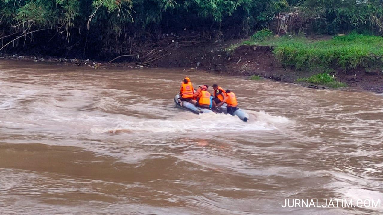 Pelajar SMA Dilaporkan Tenggelam di Kali Gunting Mojoagung Jombang
