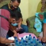 Polisi Jombang amankan 39 liter miras arak putih tanpa izin di Mojoagung