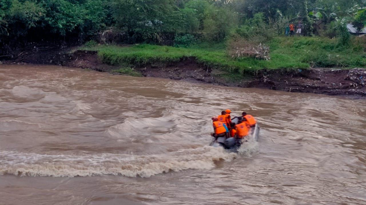 Pelajar Tenggelam di Sungai Kali Gunting Ditemukan Meninggal di Bendungan Rejoto Mojokerto
