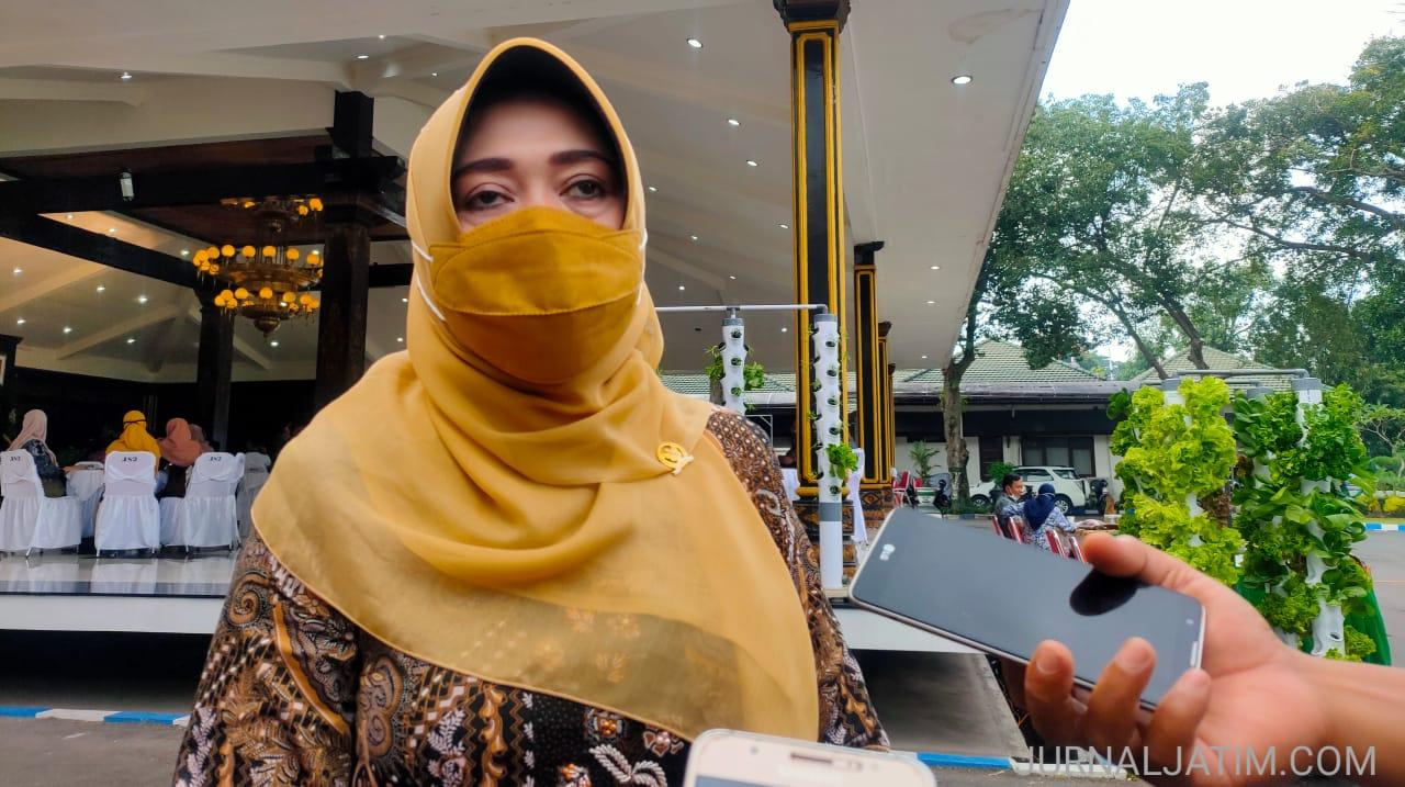 Legislator Ning Ema ingin petani milenial hasilkan komoditi khas Jombang