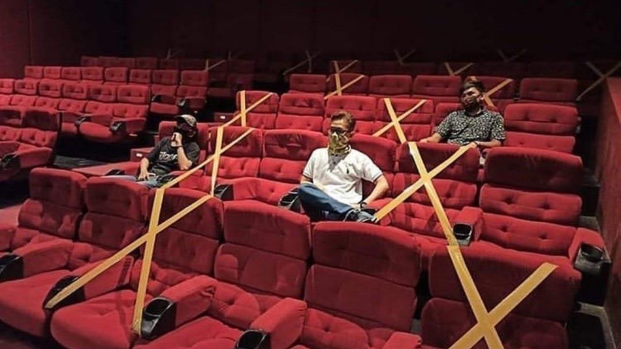 Gedung Bioskop di Kota Kediri Boleh Buka Dengan Syarat Ketat