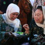 Khofifah: Sinta Wahid Perempuan Tangguh Penuh Dedikasi dan Integritas