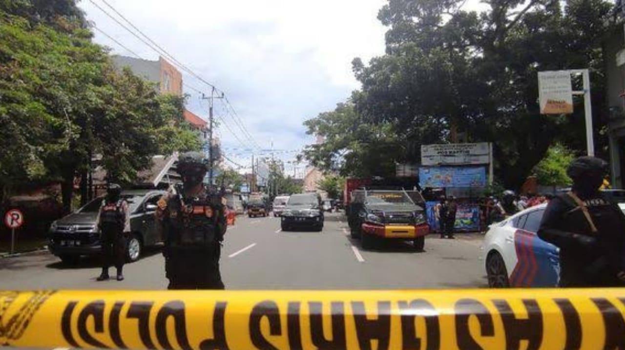 Kapolda Jatim Instruksikan Perketat Penjagaan Gereja Pasca Ledakan di Makassar