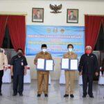 Wali kota-Bupati Madiun Teken Kerja Sama Pembangunan Lintas Wilayah