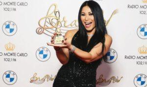 Anggun Raih Penghargaan di Ajang International Classical Musik Awards