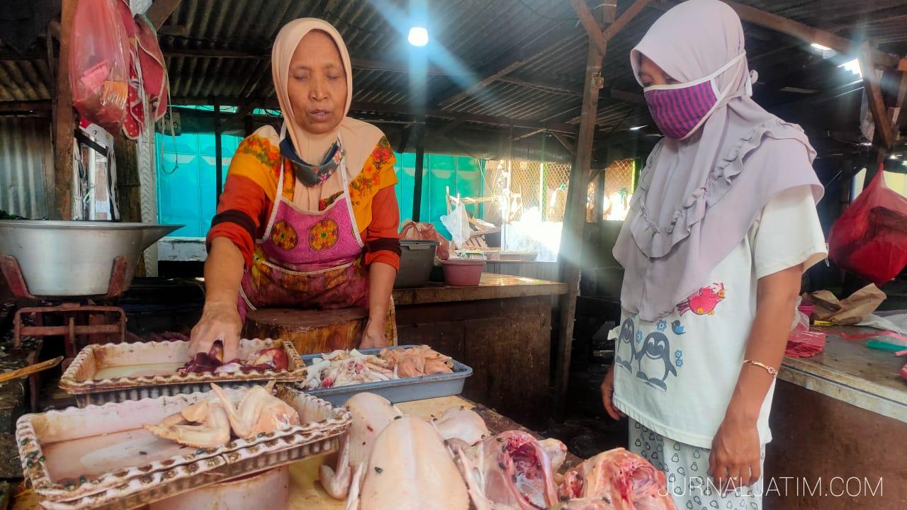 Pekan pertama Ramadan, harga kebutuhan pokok di Jombang masih stabil