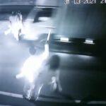 Sepeda motor keluar dari karaoke dihantam truk boks di Tuban, Dua Tewas