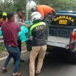 Kecelakaan di Jalur Cangar Pacet Renggut Nyawa Dua Gadis Jombang