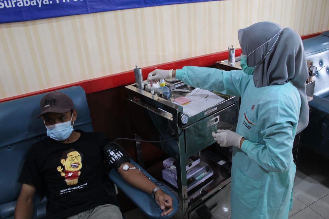 PMI Jombang Perkirakan Donor Darah Turun 50 Persen Selama Ramadan