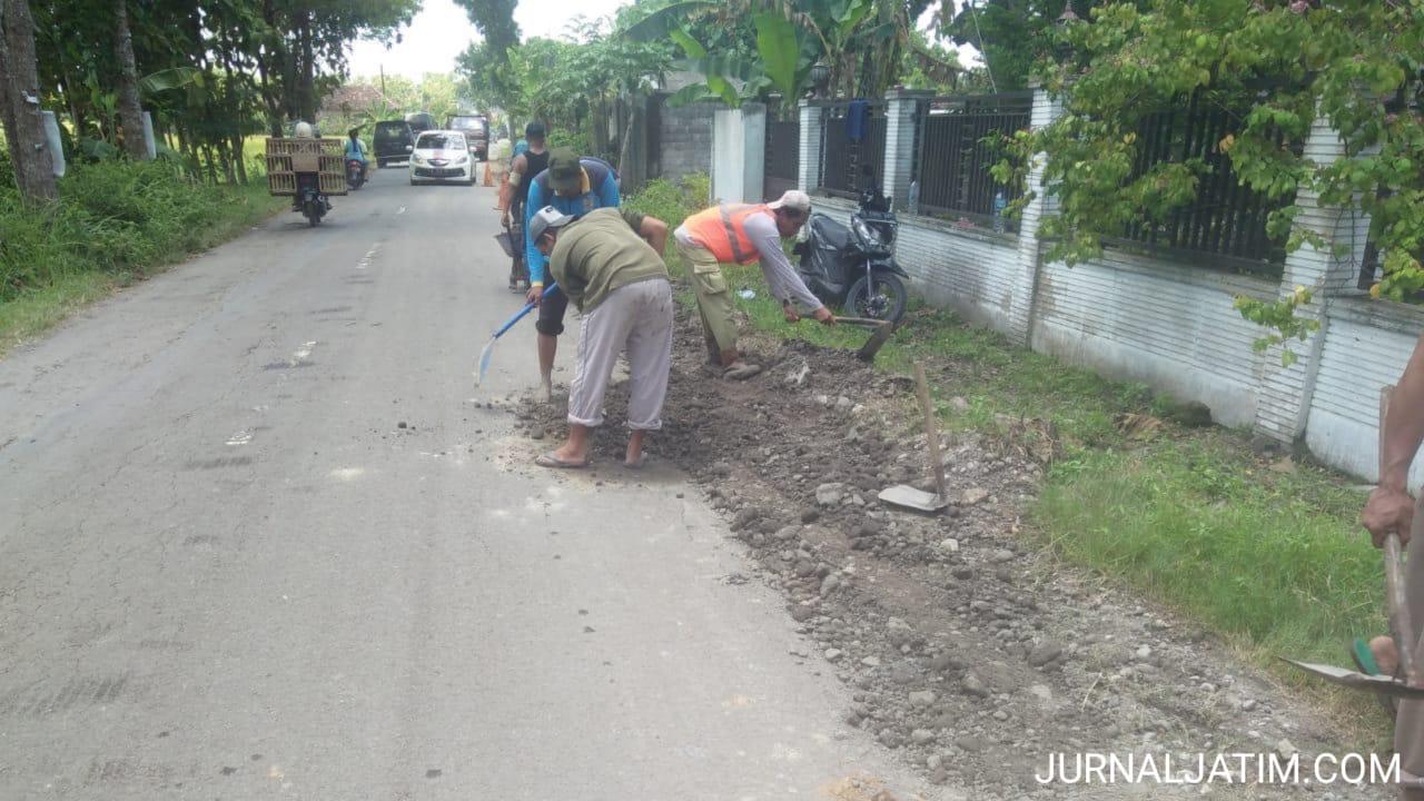 Dinas PUPR Jombang Tangani 500 Ruas Jalan Kabupaten