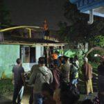 Ditinggal Salat Tarawih, Rumah Ibu Rumah Tangga di Jombang Terbakar
