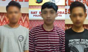 Edarkan Pil Koplo Saat Ramadan, Tiga Pemuda Kediri Diborgol
