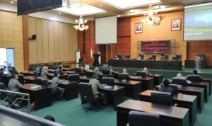 Tak Kuorum, Paripurna DPRD Kabupaten Jombang Gagal Digelar