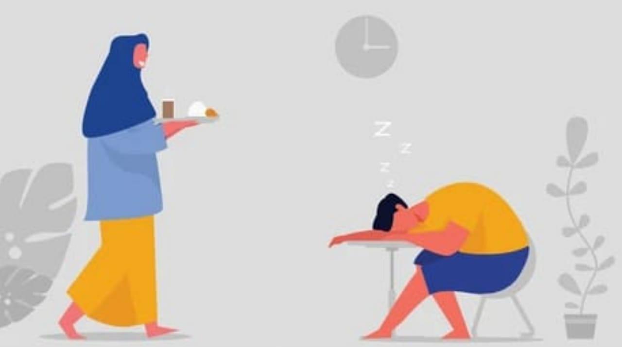 Inilah Cara Menyiapkan Tubuh Jelang Puasa Ramadan