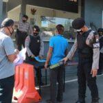 Polres Tuban Perketat Penjagaan Markas Antisipasi Teror