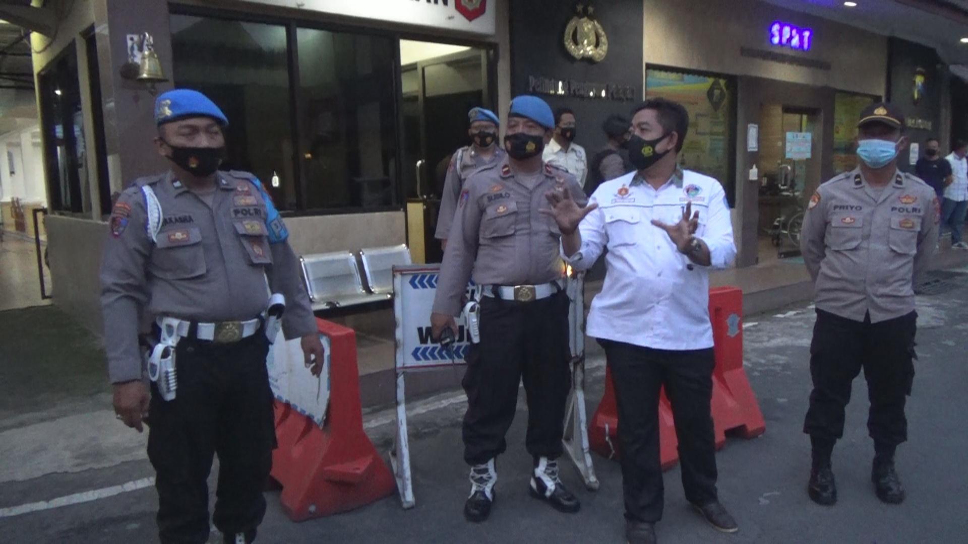 Polres Jombang Perketat Penjagaan Pasca Penyerangan Mabes Polri
