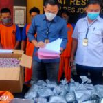 Penjual Serbuk Petasan di Media Sosial Ditangkap Polisi di Jombang