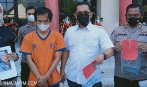 Jual Keperawanan Gadis, Pria Asal Yogyakarta Ditangkap Polisi Surabaya