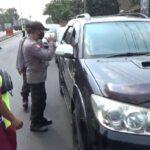 Hari Pertama Larangan Mudik, Puluhan Kendaraan Putar Balik di Jombang